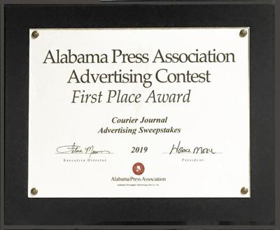 Courier Journal Earns 31 Awards