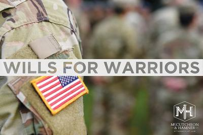 Free Wills for Warriors
