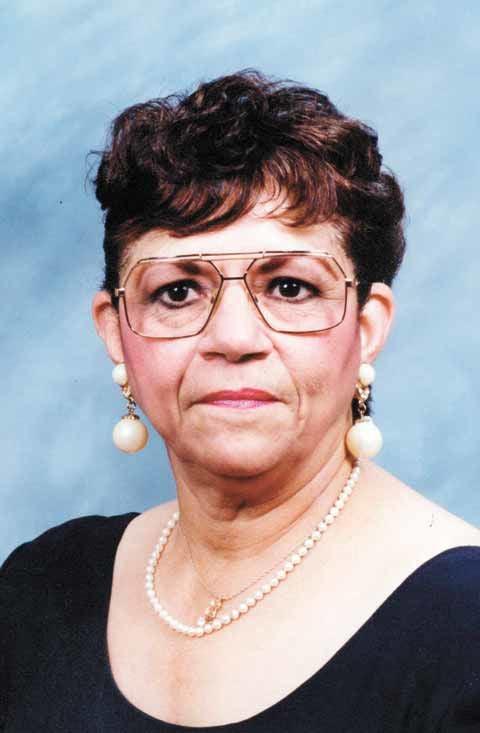 Odessa Bailey - President, Burrell School  Alumni Association