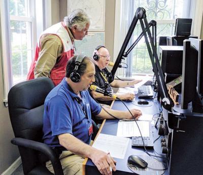 A Radio Field Day