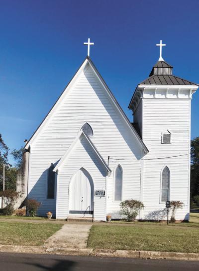 All Saints Service at St. John's