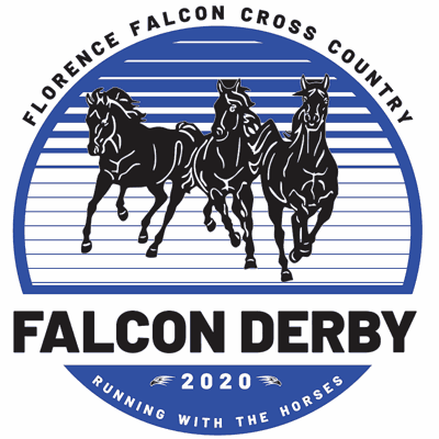 Falcons Running With the Horses