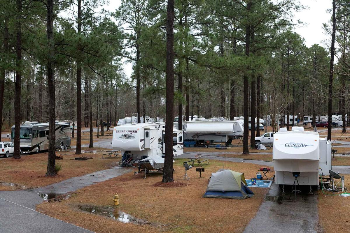 State Parks Online Campground Reservations System Goes Live