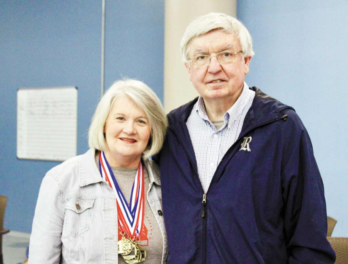 Locals Competing at National Senior Games