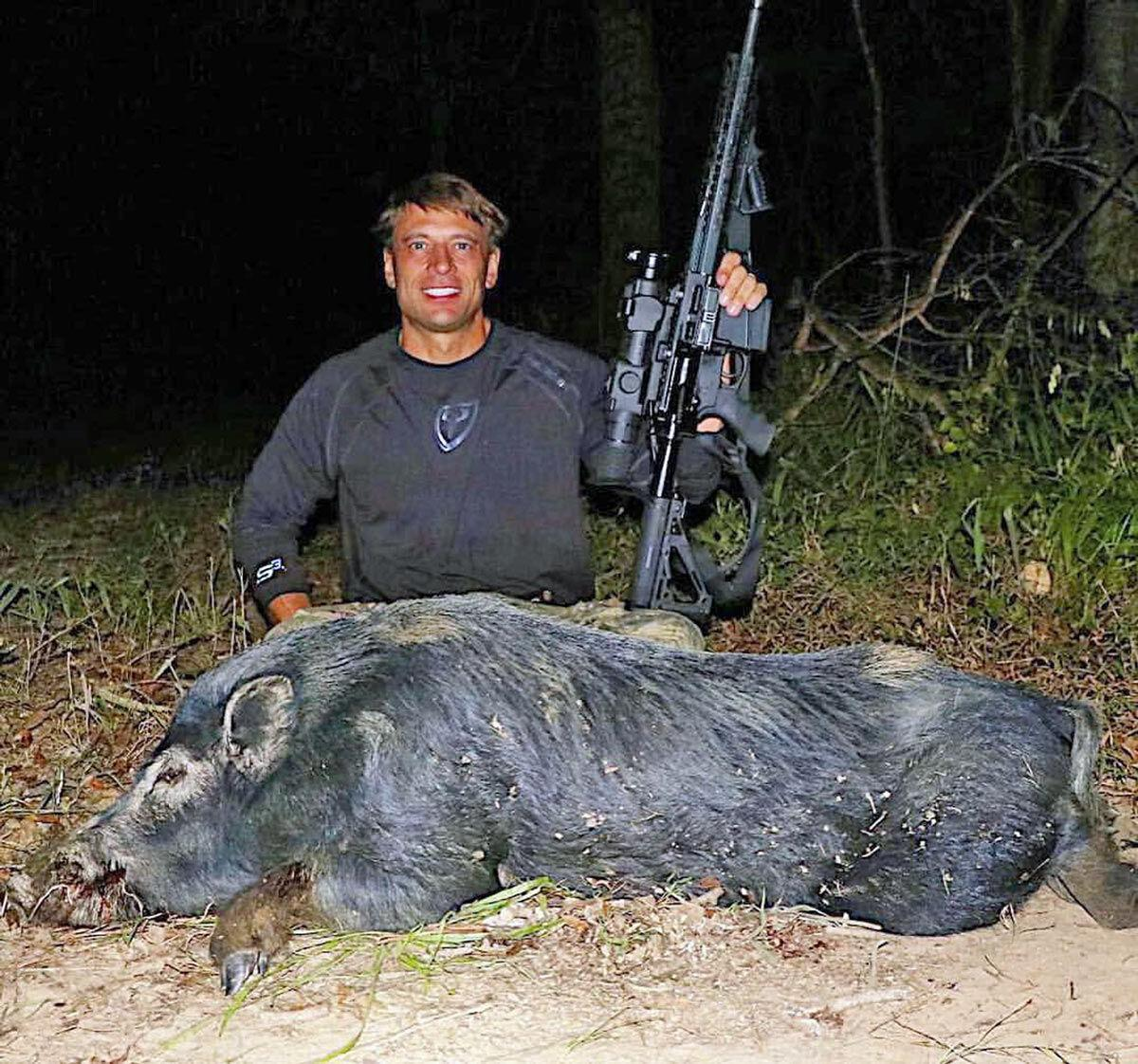 New License Allows Hunting of Feral Swine, Coyotes at Night