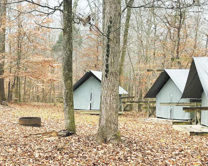 Westmoreland Like A New Camp