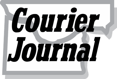 Courier Journal Logo