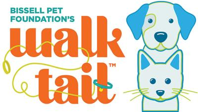 Walk Your Tails Off For Homeless Pets!