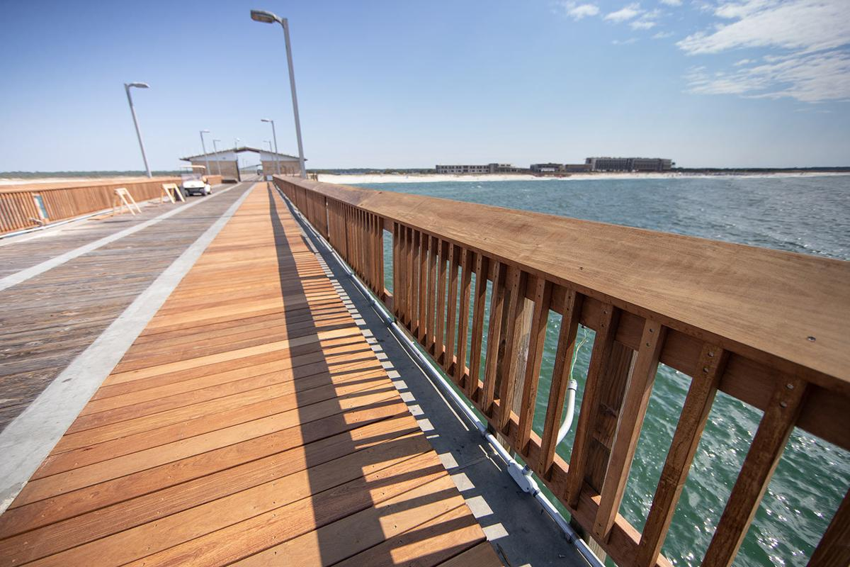 Mid-July Completion Expected for Gulf State Park Pier Renovations