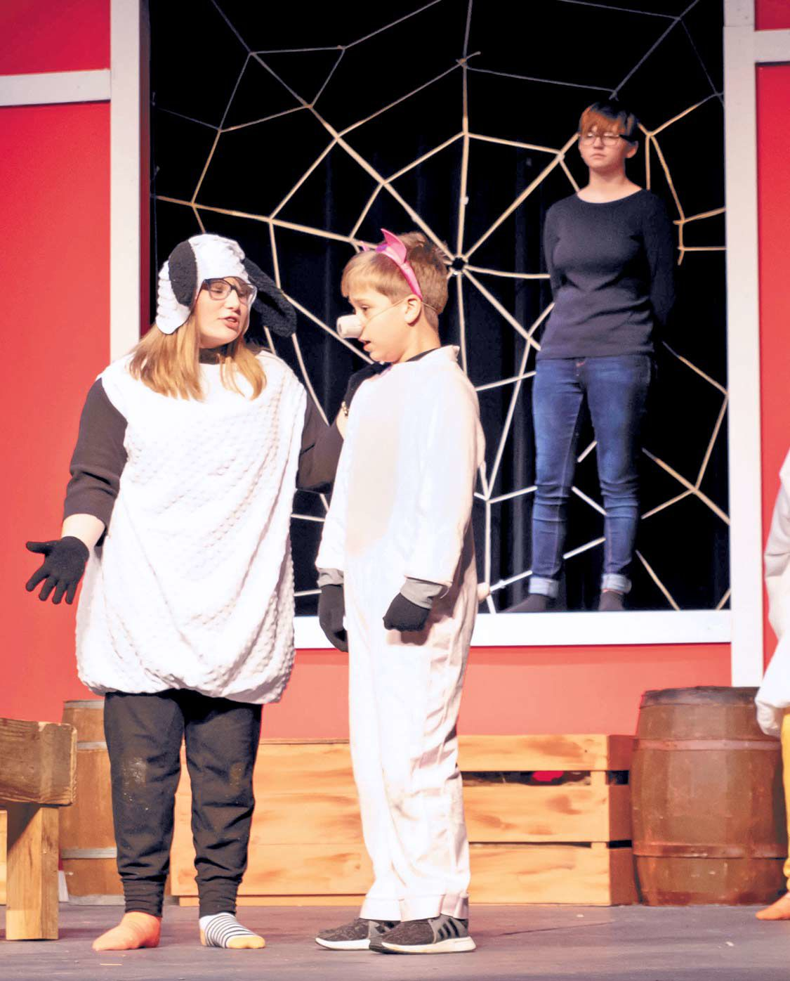 Time Out For Theatre Presents Charlotte's Web