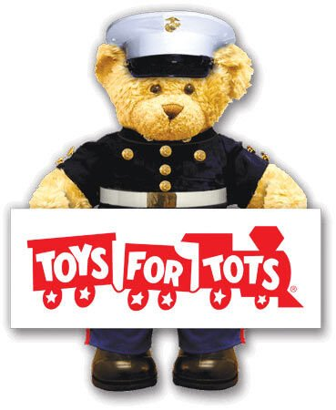 Toys for Tots Time