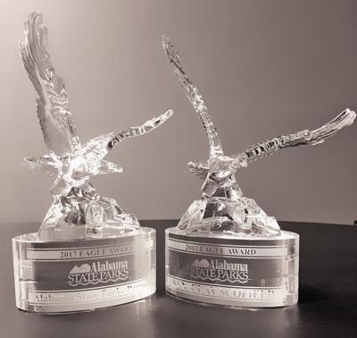 Alabama State Parks 4th Annual Eagle Awards
