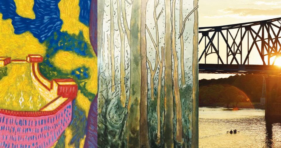 3 Artists - Light and Land