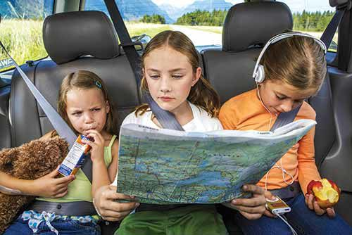 Protect Backseat Passengers with These Simple Steps