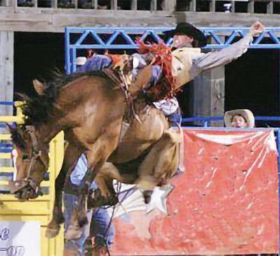 Athens-Limestone Rodeo this Weekend