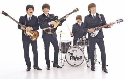 Fab Four Headlines Street Party