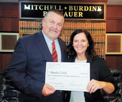 Shoals CASA Awarded Grant from the Alabama Civil Justice Foundation