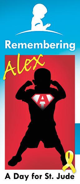 Remembering Alex - x 10