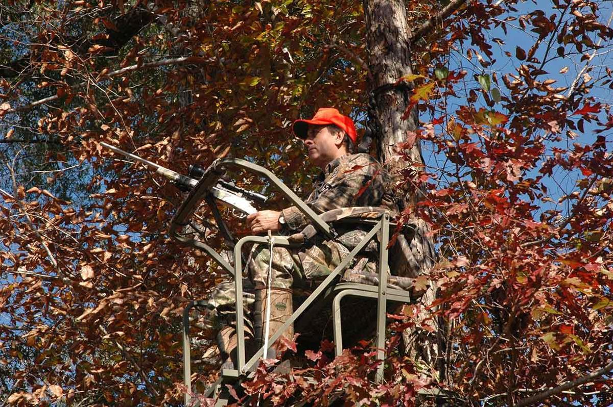 Complacency Often Leads to Treestand, Firearms Accidents