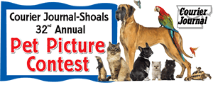 Courier-Journal Shoals 32nd Annual Pet Pic Contest | Courier-Journal | The Shoals, Alabama