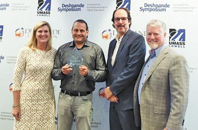 UNA Team Earns Innovation Honor