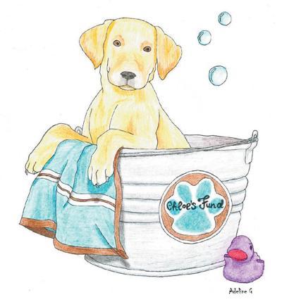 Hot Diggity Dog...  I am Getting a Bath Today!