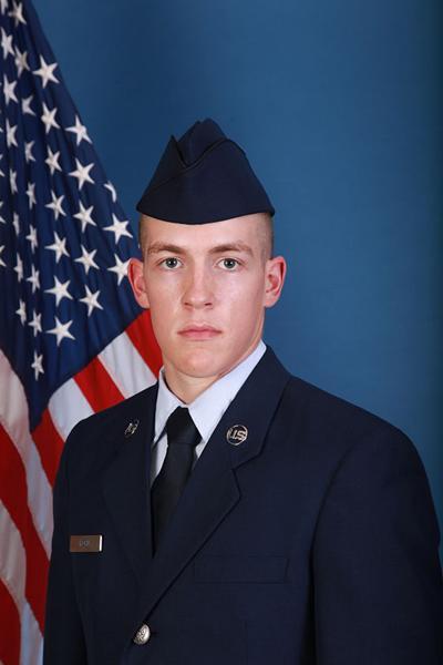 U.S. Air Force Air National Guard Airman Noah C. Horn