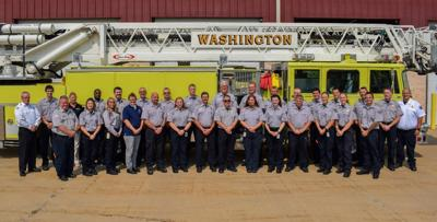 Washington Fire Department promotes Fire Prevention Week, invites public to open house event
