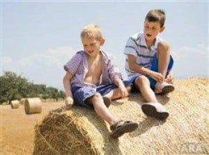 Youth safety around the farm: tractors are tools, not toys