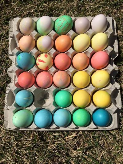 Creative Easter Egg Decorating Techniques Morton Courier