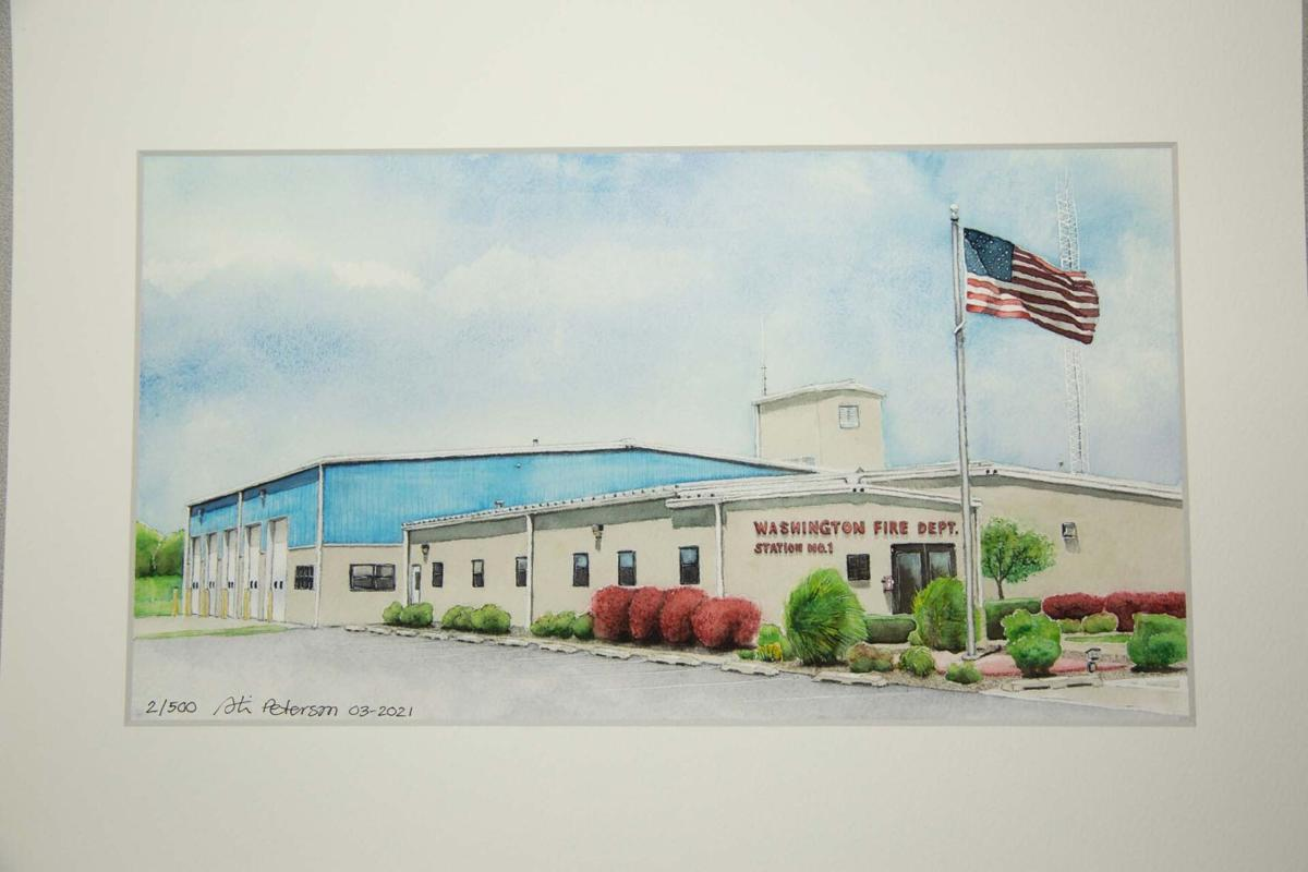 WFD Station 1 Watercolor