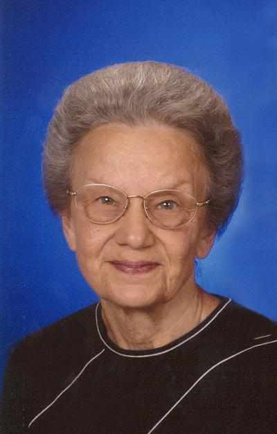 Mildred G Knapp