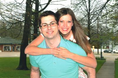 Melissa Sue Cross and Justin Michael Peters