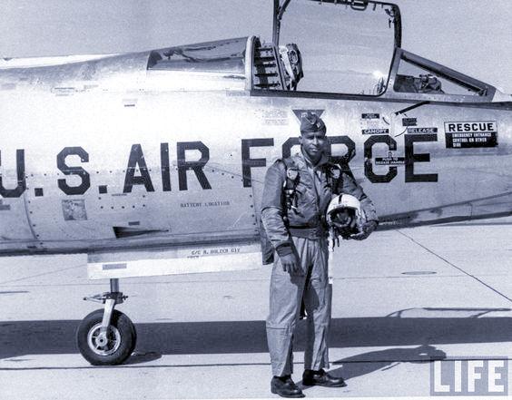 Major Robert H. Lawrence