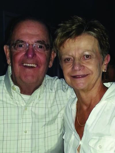 Ed  and Judy Murray