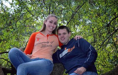 Brittany Lynn Spurgeon and Zachary Tyler Jacobs