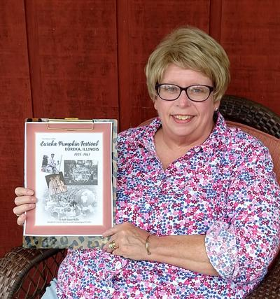 Woodford County Historical Society publishes new book on Eureka Pumpkin Festival