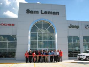 Sam Leman Morton Illinois >> Sam Leman Opens New Location On Courtland Street Courier