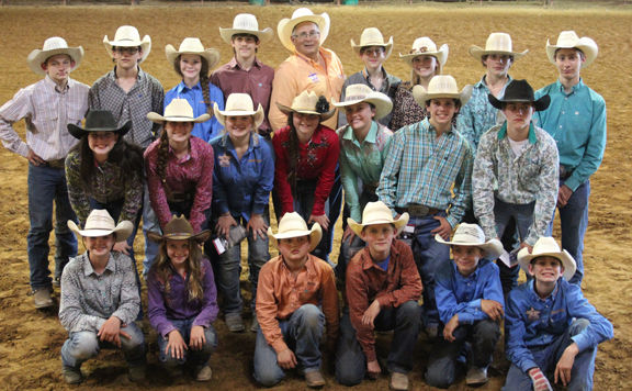 Twenty One Students Qualify For National Junior High Rodeo