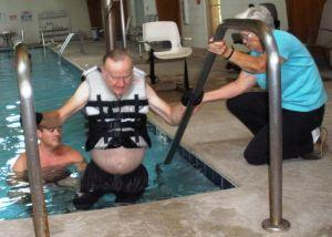 Finding Hope At Wellness Complex Pool Glade Sun Crossville