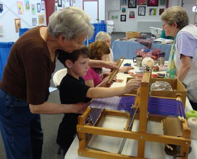 ***CACE-Weaving Instructors and Youth 2013.jpg