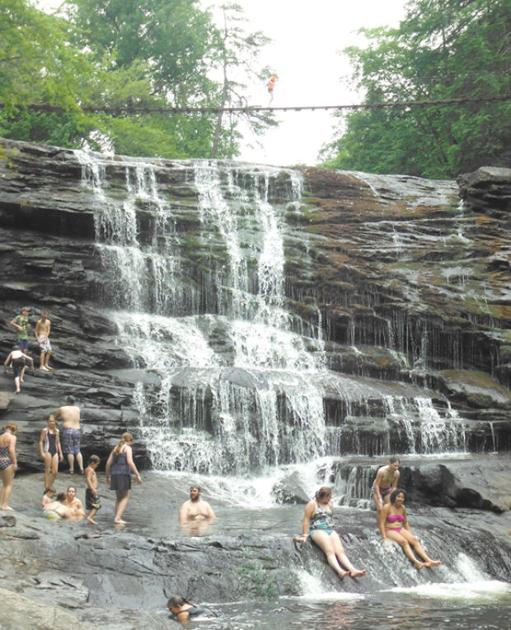 Road trip adventure awaits at fall creek falls state park for Park place motors crossville tn