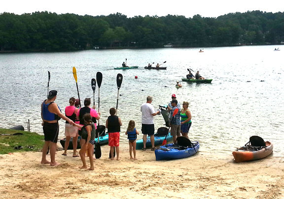 Fairfield Glade Community Club holds Water Days at St. George Marina