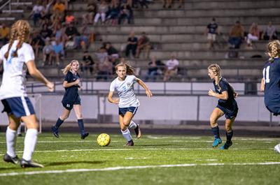 Lady Jet Soccer Ties At Anderson County Local Sports Crossville