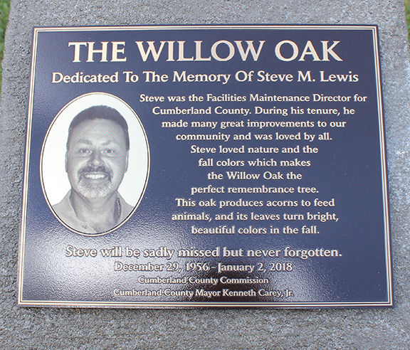 In honor of Steve Lewis | Local News | crossville ...