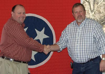 Crab Orchard welcomes new mayor | Local News | crossville