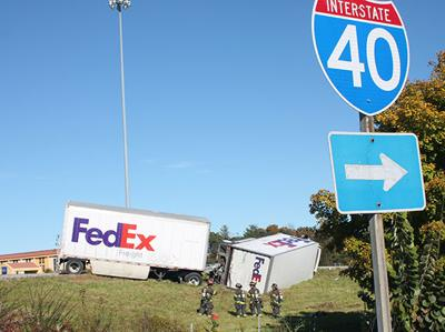 I-40 east entrance ramp on 127 N closed | Local News