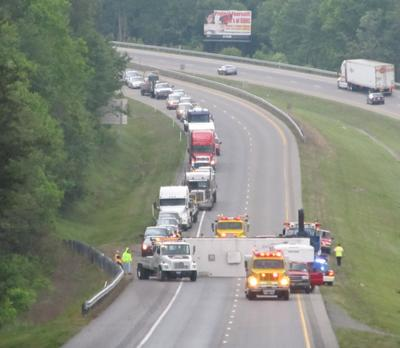 Wreck ties up traffic   Local News   crossville-chronicle com