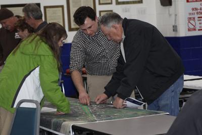 Design Change: TDOT presents two-lane plan for Hwy  127 North