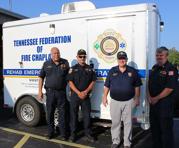 Cumberland County Fire Department Raising Funds To Purchase Rehab